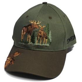 Elk Cap Sweden
