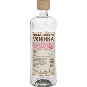 Koskenkorva, Finnischer Vodka, Himbeere Kiefer 37,5% 0,7l - KOMMT BALD