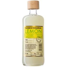 Koskenkorva, Lemon Shot, Finnischer Zitronenlikör 21% 0,5l - KOMMT BALD