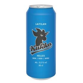 Laitilan, Kukko Light Pale Lager 5,0% 0,5l