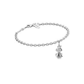 Saurum, Moomin, Silver, Little My Bracelet