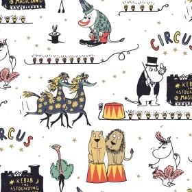 Moomin, Serviette, Circus 33x33cm