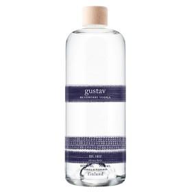 Gustav, Blueberry Vodka 40% 0,7l -FOOD WEEK SPECIAL
