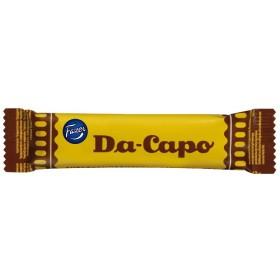 Fazer, Da Capo, dunkle Schokoladenriegel mit Rumtrüffel 20g