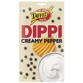 Taffel, Dippi Creamy Pepper, Dipmix Powder 13g